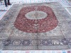 search where are silk persian rugs made today