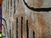 shaggy nonwoven carpet