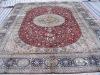 shiraz silk carpet