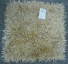 silk and china knot shaggy carpet for your modern home