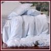 silk bedding set jacquard 4 piece