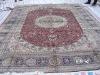 silk carpet art
