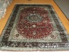silk carpet/hand knotted silk carpet/oriental carpet/handmade carpet/persian carpet