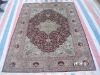silk carpets in china