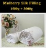 silk king comforter