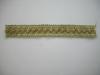 small gimp lace fringe for cushion and sofa