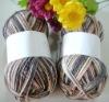 sock knitting yarn raw wool