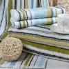 soft 100% cotton bath towel