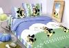 soft and cartoon jacquard bedding set