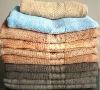 soft jacquard bamboo towel