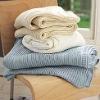 soft solid colour 100% cotton bath towels