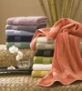 solid 100% cotton face towel