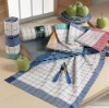 solid color cotton tea towels