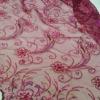 spangle embroidery fabric