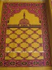 special printed muslim prayer mat
