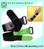 sport adjustable velcro armband  30*150mm