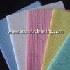 spunlace nonwoven made of wiper