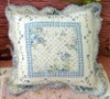 square patchwork cotton pillow case designs