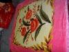 stock 100% polyester blanket