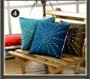 stock of cushion , throw , pashmina shawl & curtain panel