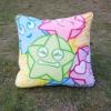 stuffed cushion
