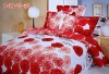suede bedding set