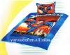 super man 100% cotton full size children bedding set