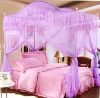 supply pink polyester mosquito net