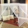supply white polyester mosquito net