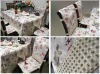 table cloth of print , printed tablecloth