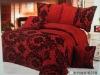 taffeta flocking summer quilt