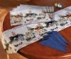 tapestry table runner  jacquard placemat
