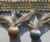 tassel fringe , (HB-107-1) ,fringe , curtain tassel