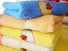 terry cotton face towel