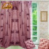 the latest craze fashionable printed recycled cotton curtain