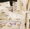 twill or satin polycotton bed linen