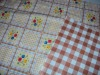 two size pattern table cloth