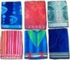 various style printed beach towel