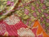 vintage kantha throw/rallis/quilts/gudri/bedcover/bedspreads
