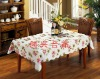vinyl TABLE CLOTH, vinyl table sheet, vinyl table cover