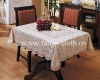 vinyl lace table cover