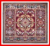 wall hangings and mosque rugs and Islamic tapestries