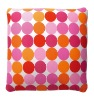 wedding Pillow/ red suqare wedding cushion