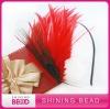 wedding feather headband