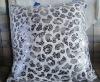 white cushion