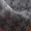 wool fabric with metal yarn for garment