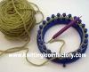 yarn dyed circular knit fabric for knitting for Knitting Loom