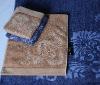 yarn dyed cotton towel