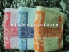 yarn dyed face towel