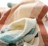 yarn dyed jacquard hotel towel